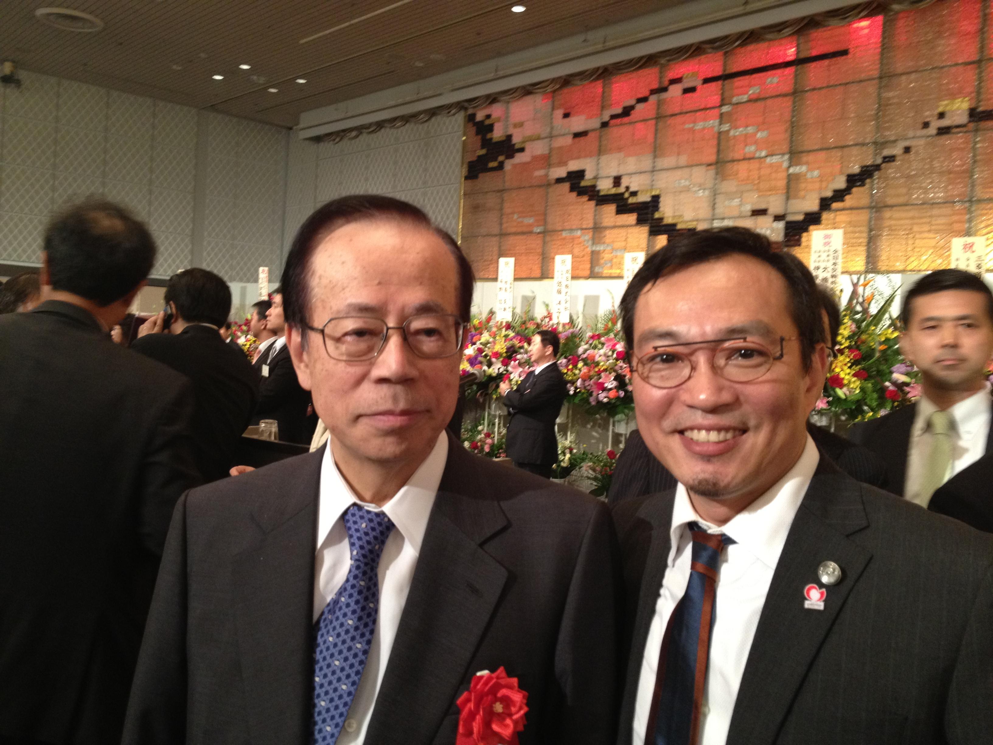 福田康夫先生