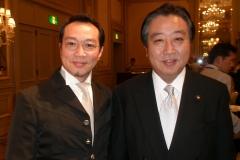 野田佳彦先生
