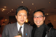 鳩山由紀夫先生